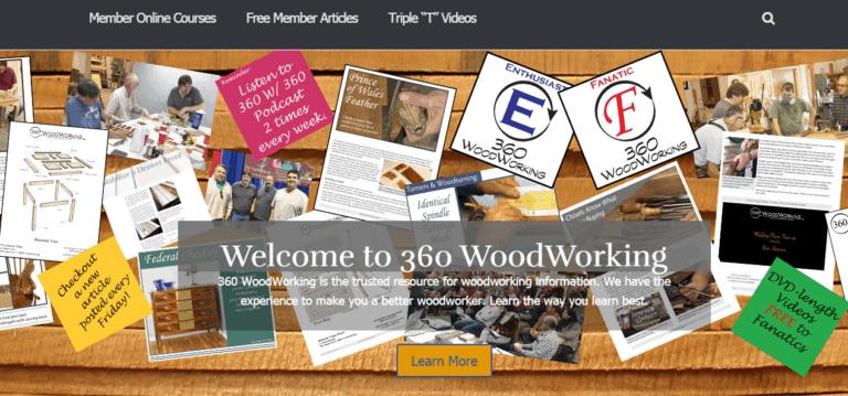 360 Wood Working
