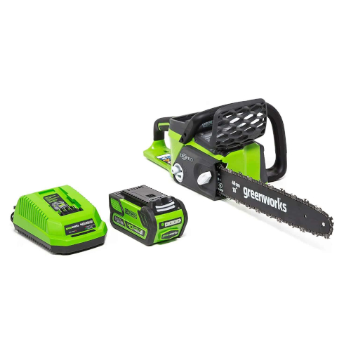 GreenWorks Cordless Battery Powered Saw