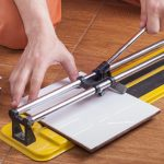 How to Cut Tiles Without a Wet Saw
