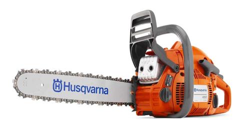 Husqvarna 450 X Torq Gas Chain Saw