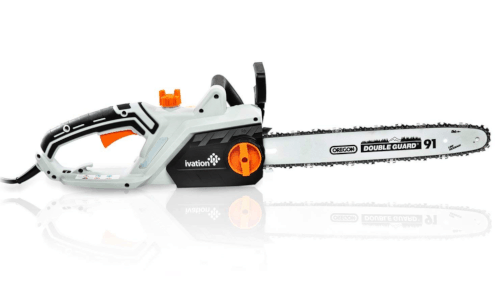 Ivation 16 Inch 15amp Chainsaw