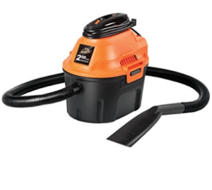 Armor All Utility Wet/Dry Shop Vac for Car Detailing