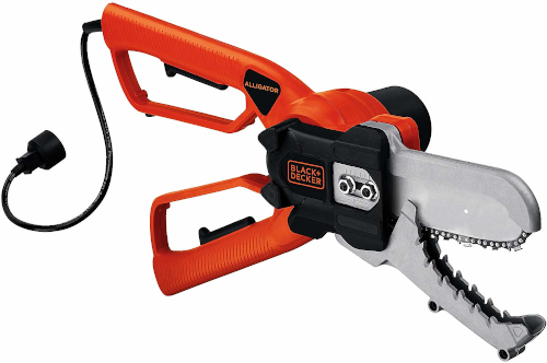 Black and Decker LP1000 4.5amp Electric Chainsaw