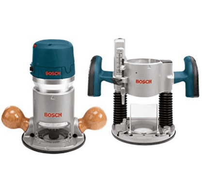Bosch Variable Speed Router Kit
