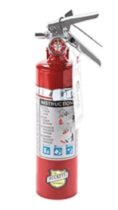 Buckeye 13315 Extinguisher