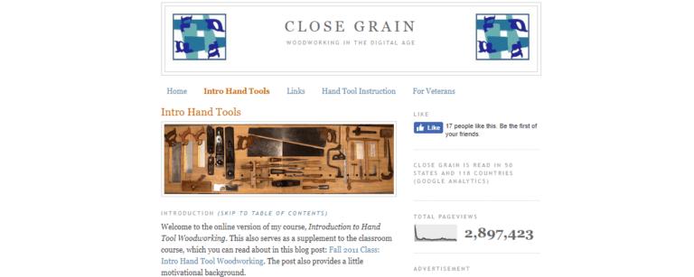 Close Grain