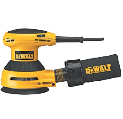 Dewalt D26453K Orbital Sander with Dust Bag