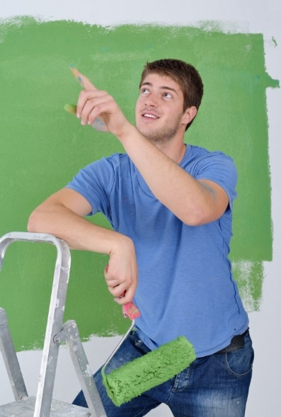 Fixing paint roller problems