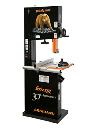 Grizzly 2HP Band Saw