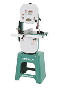 Grizzly G0555LX Deluxe Bandsaw