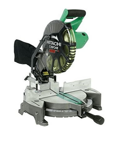 Hitachi C10FCH2 Compound Miter Saw with Laser Marker