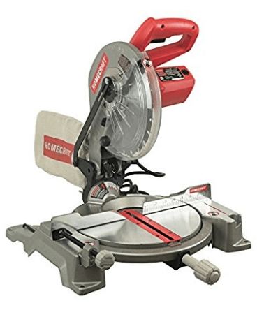 Homecraft 10 Inch Miter Saw by Delta Power Tools