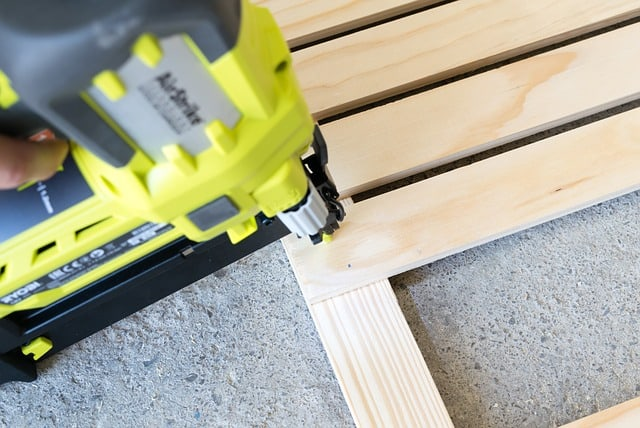 How to use a nailer with an air compressor