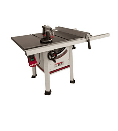 Jet Proshop Table Saw with Wings