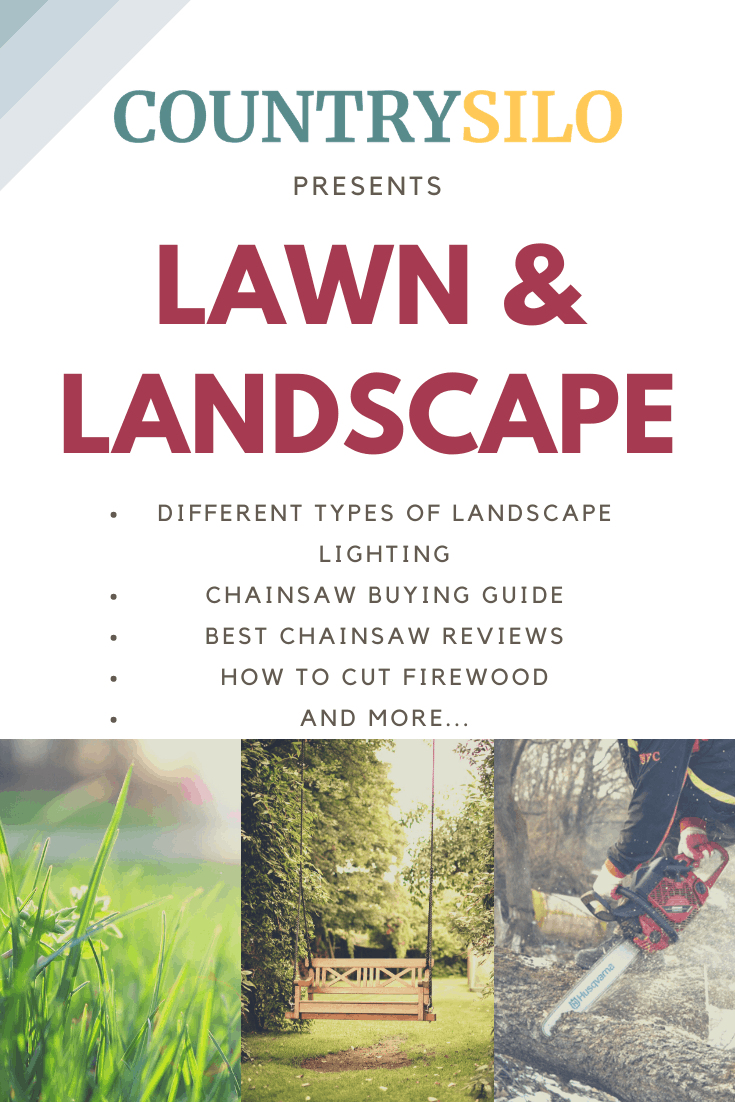 Lawn and Landscape Tip and Reviews- Country Silo