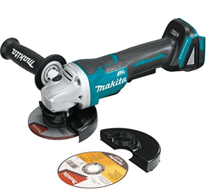 Makita 18v 4.5 inch with paddle switch