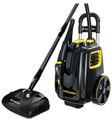 McCulloch Deluxe Canister Steam Mop for Tile System