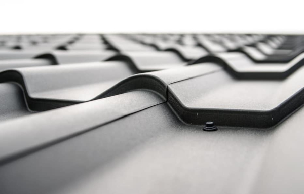 Metal Shingle Roofing Material