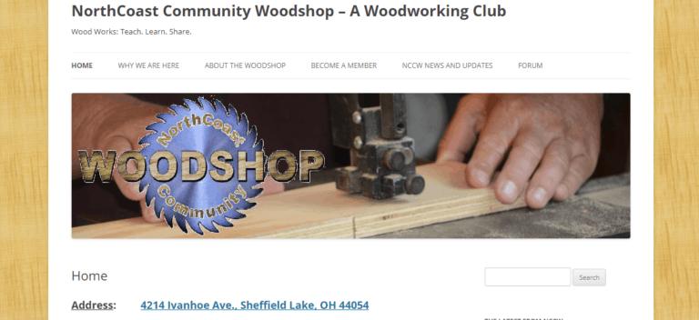 NorthCoast Community Woodshop