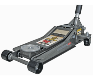 Pittsburgh Automotive Quick Lift Low Profile Floor Jack
