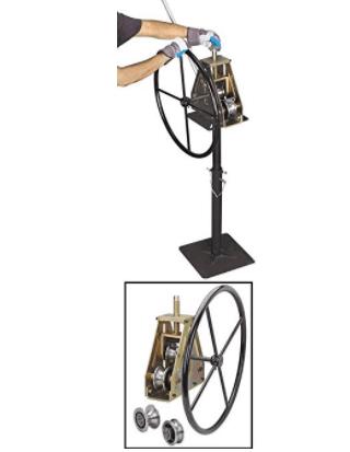 Pittsburgh tubing roller