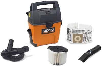 RIDGID Portable Wet/Dry Vacuum