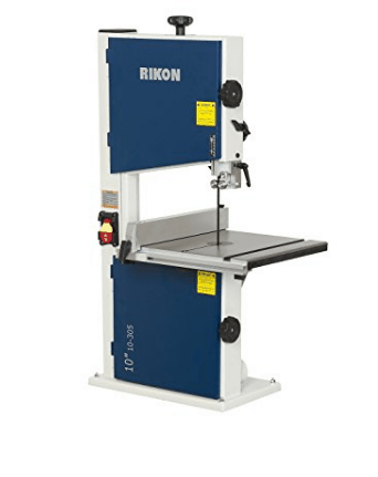 Rikon 10-305 10 inch Bandsaw with Fence