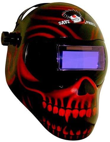 Save Phace Gate Keeper Welding Helment