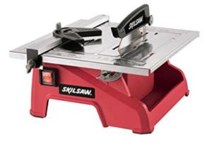 Skilsaw tile saw