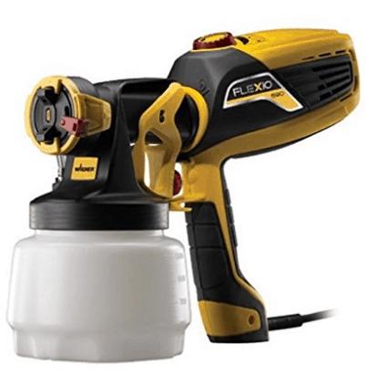 Wagner Flexio 590 Indoor Outdoor Sprayer Kit