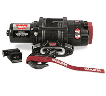 Warn ProVantage 2500-S ATV Winch
