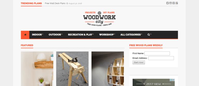 Woodwork City