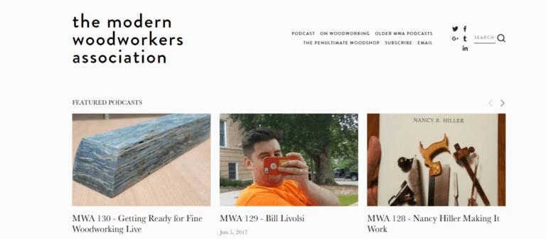 Modern Woodworkers Association