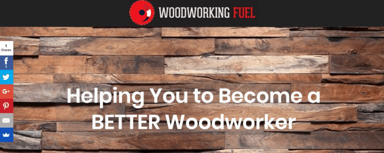 Woodworking Fuel